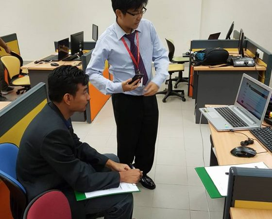 UTEM Faculty of Science Computer : Invited Examiner for Final Year Project – 2