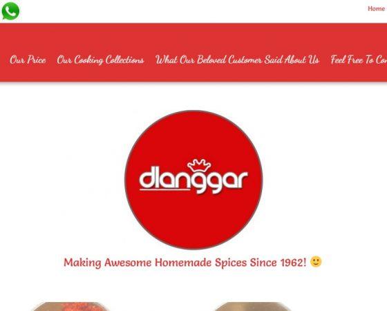 Website : Dlanggar Delight – www.dlanggardelight.com